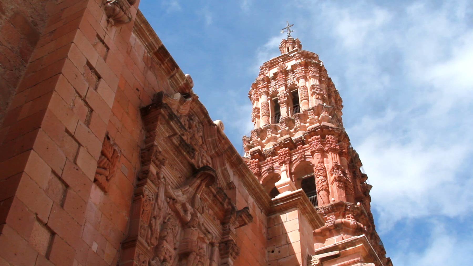 Photo. The Cathedral of Our Lady of the Assumption of Zacatecas was elevated to a basilica in 1959 by Pope John XXIII