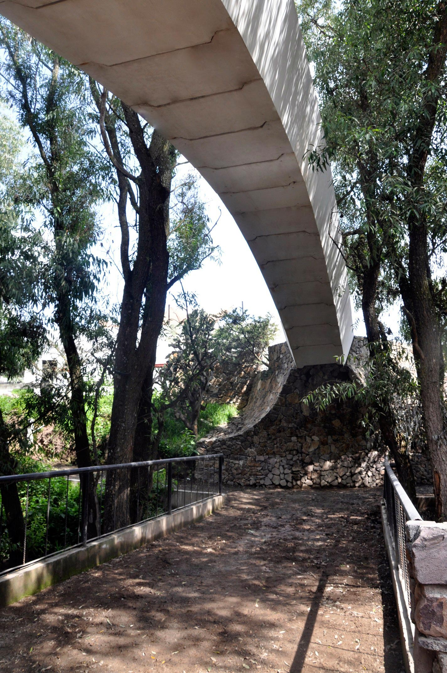 Photo. CEMEX Building Award México Series: an Ancient Roman Solution in Concrete.