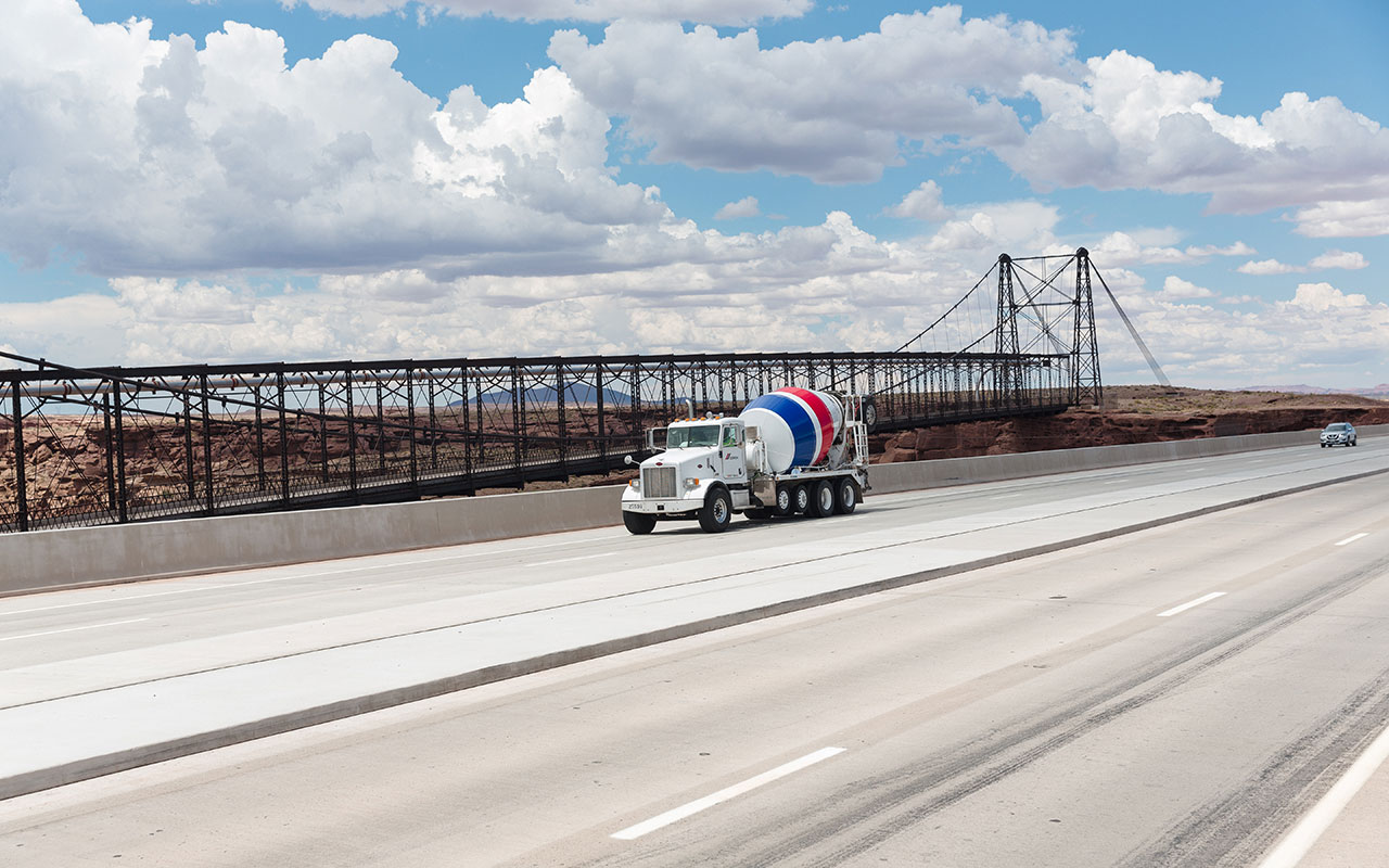 """This project is one of many examples of how we're building a better future for our communities,"" said Eric Wittmann, West Region President, CEMEX USA."
