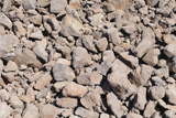 Photo. Crushed Stone and Manufactured Sand.