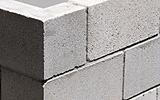 Photo. Concrete block.
