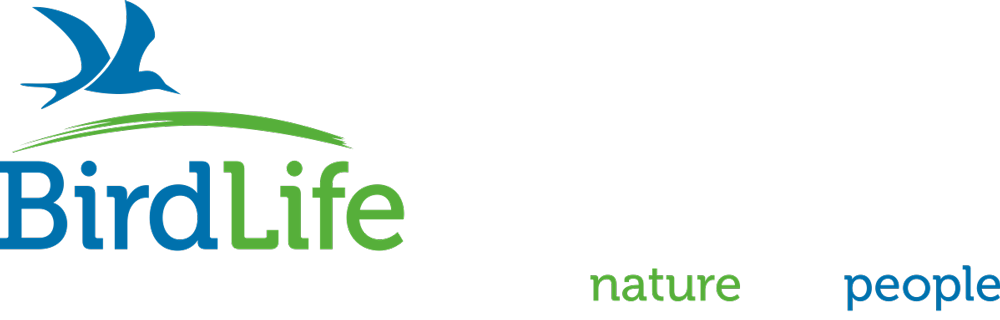 Logo de Birdlife international.