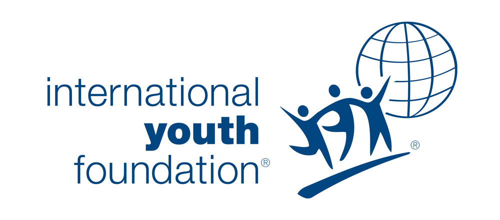 Logo. International youth foundation.