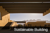 the image represents sustainable projects that could receive an award