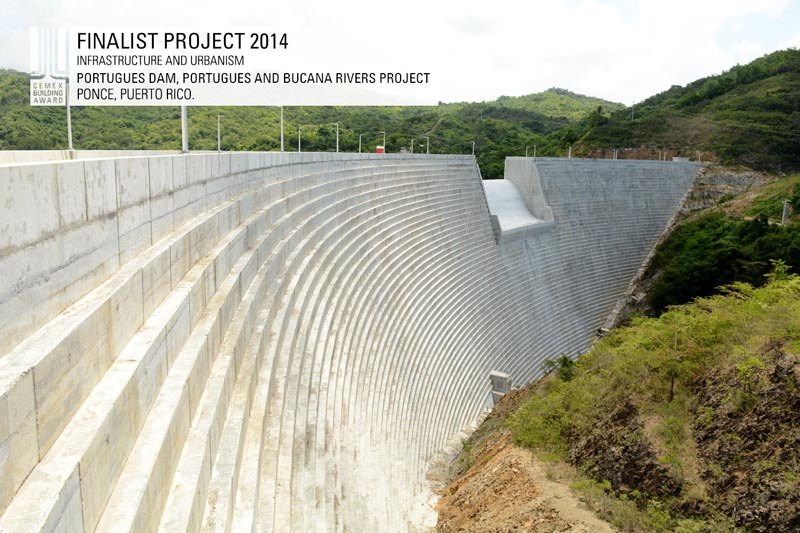 Portugues Dam, Portugues and Bucana Rivers Project