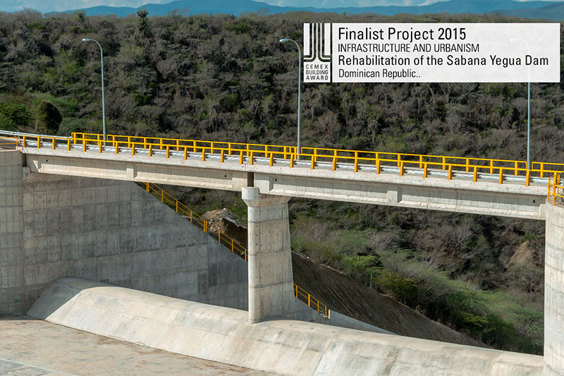 Rehabilitation of the Sabana Yegua Dam