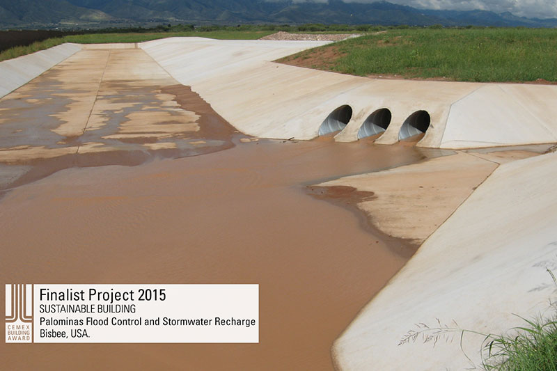 Palominas Flood Control and Stormwater Recharge